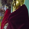 more Buddhas in blankets