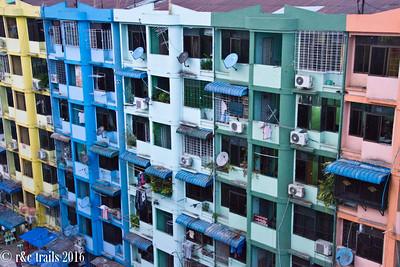 residences in yangon