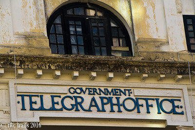 telegraph office