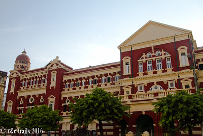 Yangon Region Court building