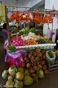 Banaue market