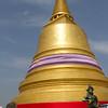 golden mount stupa