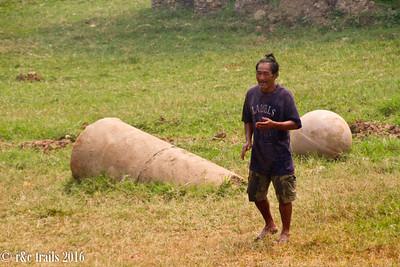this mahout loves his job