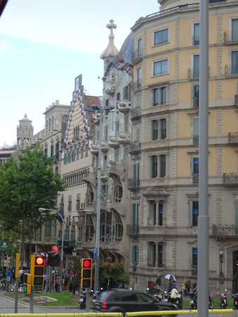 Casa Batllo - House Of Bones
