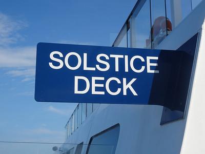 Solstice Deck