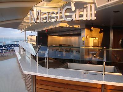 Mast Grill