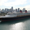 Disney Wonder Docked In Miami