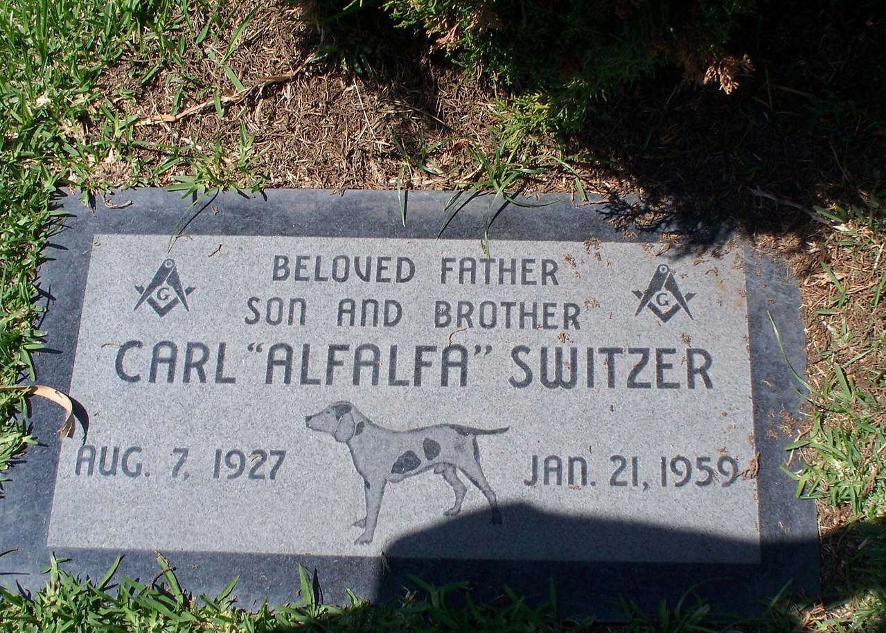Alfalfa - Our Gang