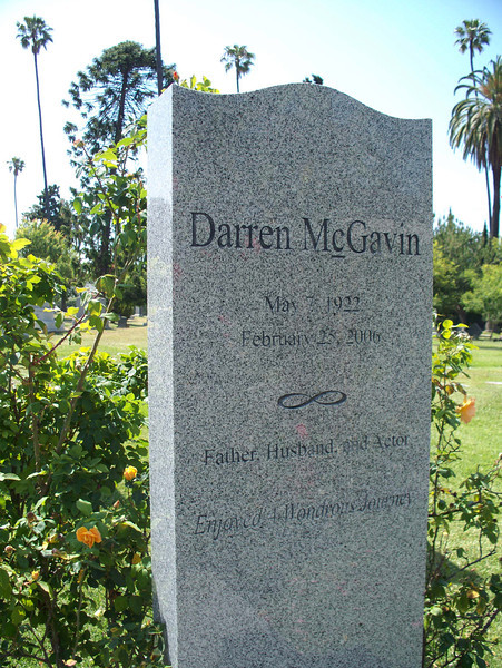 Darren McGavin