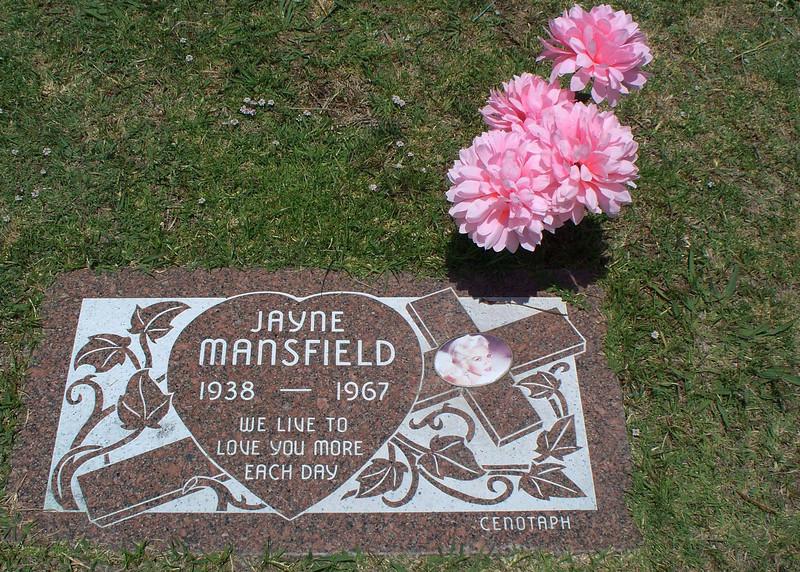 Jayne Mansfield Plot