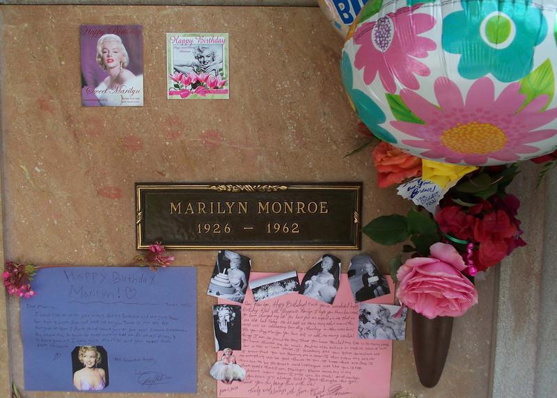 Marilyn Monroe Closeup