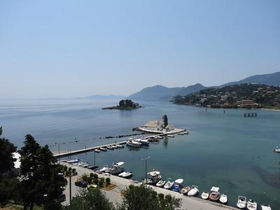 Photos from Corfu tour