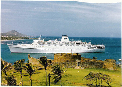 Commodore Cruise Lines - Caribe