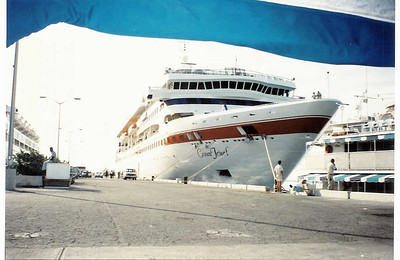 Crown Jewel - Nassau - Did not cruise on this ship