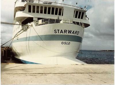 NCL Starward