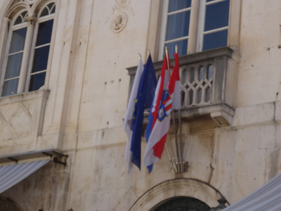 Within the City Walls of Old Town Dubrovnik