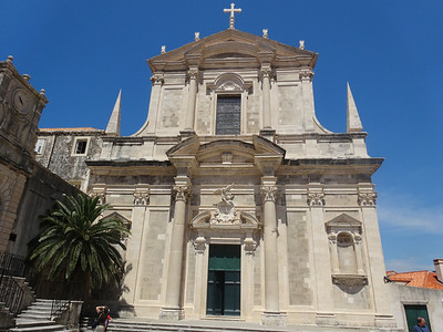 St Ignatius' Church - Built between 1667 and 1775