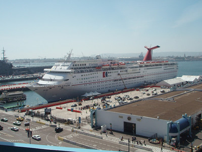 Carnival Elation in San Diego