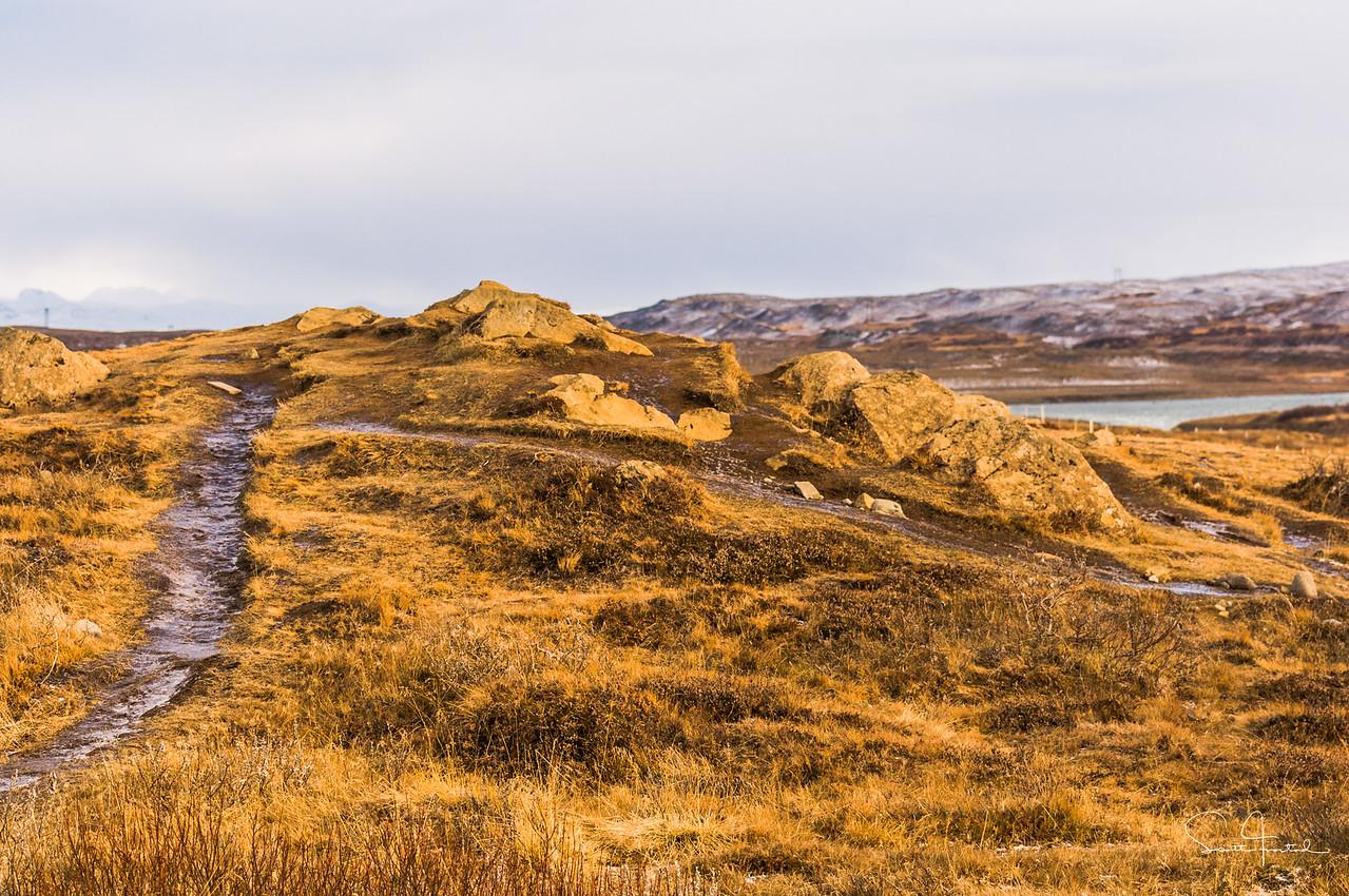 Gullfoss, Island