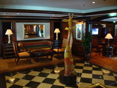 The Safari Bar