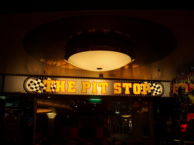 The Pit Stop Sports Bar