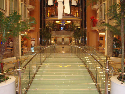 Floating Bridge - Royal Promenade