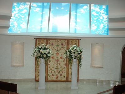 Wedding Chapel - Located On Deck 15