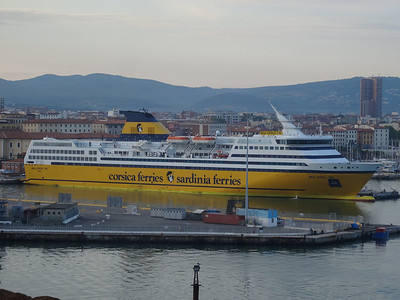 Livorno, Italy port