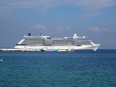 Santorini, Greece - Celebrity Equinox