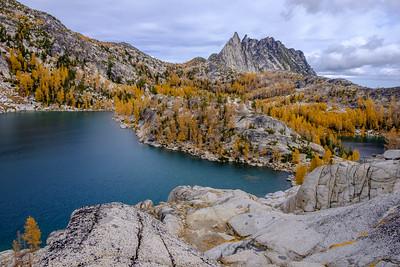 Inspiration Lake + Prusik Peak