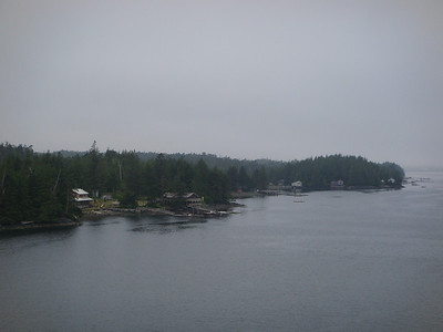 Cruising from Seattle to Ketchikan