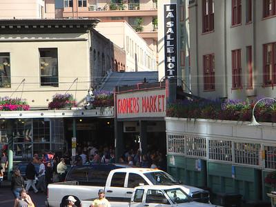 Public Market area