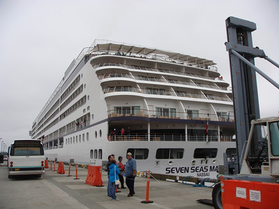 Seven Seas Mariner in Ketchikan