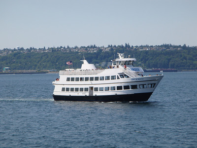 Argosy Tours. Great boat tours around Seattle
