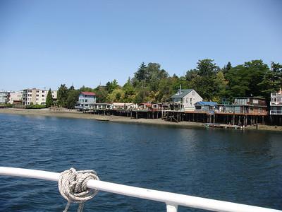 Lake Union in Seattle