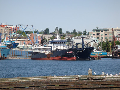 Boat used in Discovery Network show Deadliest Catch