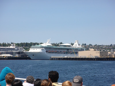 Rhapsody of the Seas in Seattle