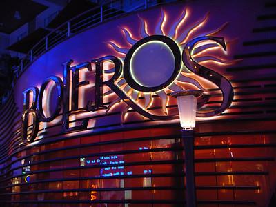 Boleros Latin Lounge on the Royal Promenade