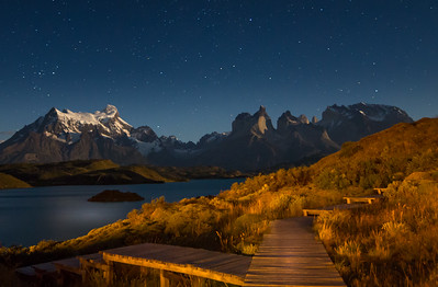 Earth is this - Torres del Paine Nat'l Park, Chile