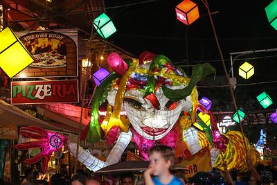 Puppet Parade in Cambodia