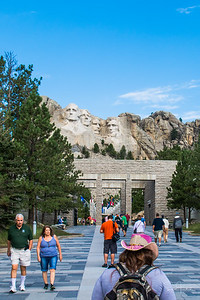 Mt. Rushmore, SD