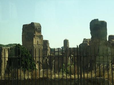 Enter Rome.