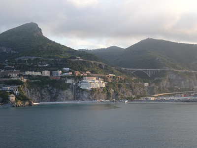 Arriving in Salerno, Italy - Gateway to the Amalfi Coast