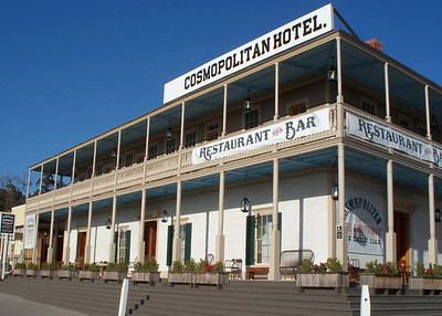 Old Town Cosmopolitan Hotel