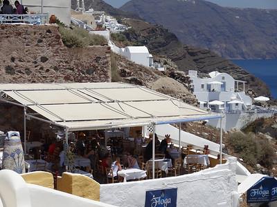 Oia, Santorini sights