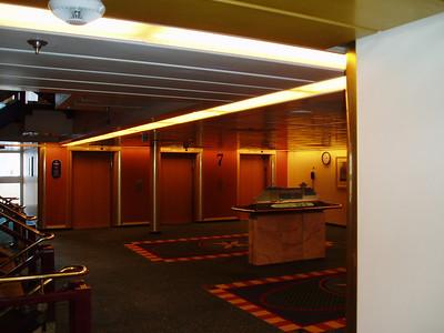Large elevator banks