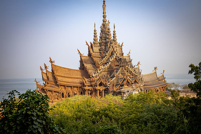 Temple of Truth Naklua