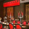 breakfast dining room at the Marmara Hotel