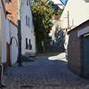 side street in Szentendre