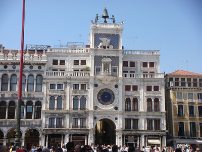 Torre dell'Orologio - San Marco Clock Tower